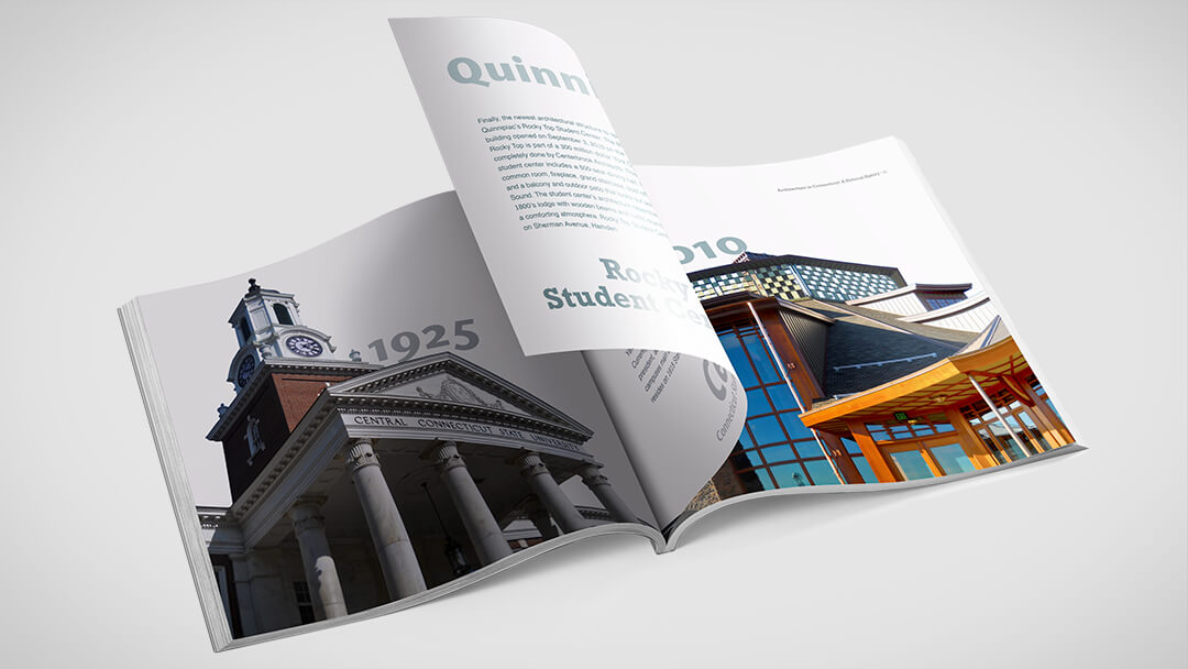 Photography and Brochure Design