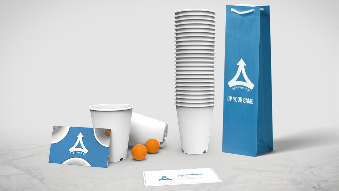 Product Rendering, Logo, Packaging and Business Cards